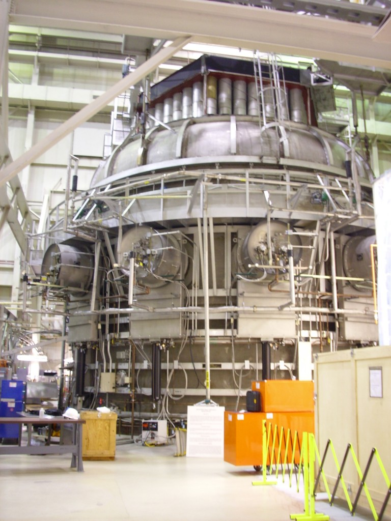 Thermal Vacuum Chamber at NASA Goddard
