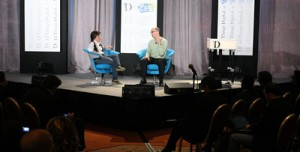 Dick Costolo, CEO of Twitter, at CES 2011