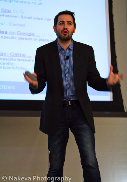 Rand Fishkin at Whats Next DC